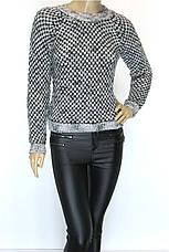 жіночий короткий светр турція розмір 44-46, фото 3