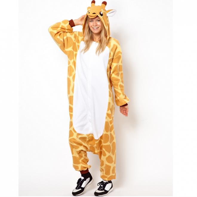 Пижама Kronos Top Кигуруми Жираф L (top-668) - Интернет магазин Super Shop fe83020d5cd8c
