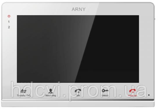Видеодомофон AVD-710MD (white)