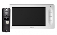 Комплект AVD-7005 (белый/коричневый)