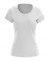 Футболка женская PENIE Extra White белая, фото 1