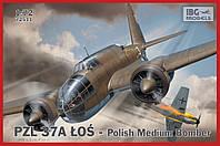 PZL.37 A Łoś  1/72 IBG Models 72511