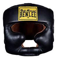 Шлем боксерский BENLEE FULL FACE (blk)
