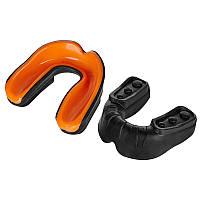 Капа боксерская BENLEE BREATH black_orange