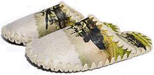 Мужские фетровые тапочки 3-21 (размер 40/41)