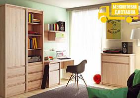 "Меблі в кабінет ""Нортон"" (дуб сонома)"