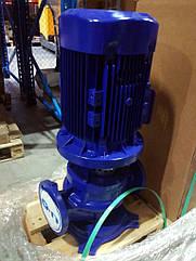 Насос для отопления Ин-лайн SNLL 50-160 (5,5кВт) 40м3/40м