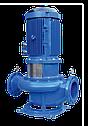 Насос для отопления Ин-лайн SNLL 50-160 (7,5кВт) 48м3/48м, фото 2