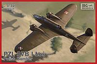PZL.37 B I Łoś 1/72 IBG 72514