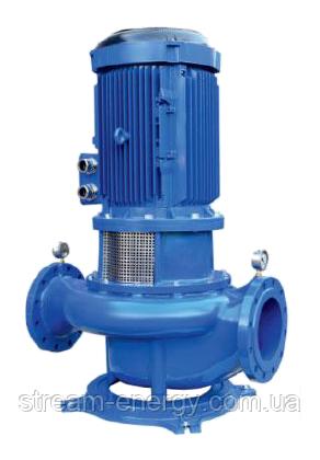 Насос для отопления Ин-лайн SNLL 65-125 (3кВт) 50м3/21м