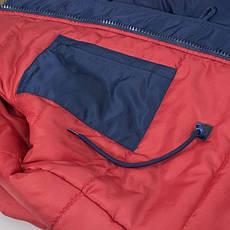 Куртка зимняя slim fit аляска n-3b Navy, фото 3