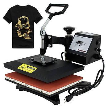 Термопресс 23х30  планшетный для термотрансферной и сублимационной печати