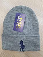 Зимняя шапка в стиле Ralph Lauren | Топ качество!