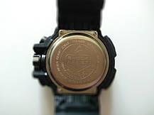 Спортивные наручные часы Casio Касио G-Shock GWA-1100 Black White Касио реплика, фото 3
