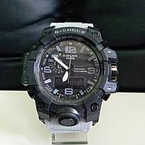 Спортивные наручные часы Casio G-Shock GWG-1000 Grey Касио реплика, фото 2