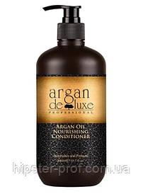 Питательный кондиционер для волос с аргановым масломDe Luxe Argan Oil Nourishing Conditioner300 ml