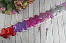 Заколки для волос Цветочки голограмма 10 шт/уп, фото 3