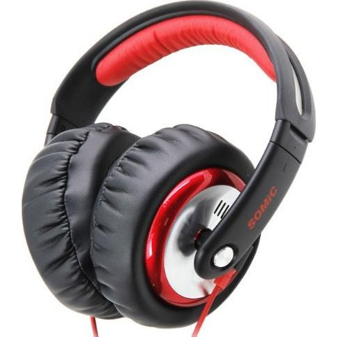 Навушники SOMIC MH489 Black