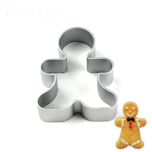 """Форма для печенья метал """"Человечек"""" Галетте - 02545"""
