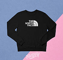 Реглан The North Face черный