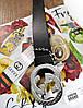 Женский брендовый ремень из кожи в расцветках. ВЕ-6-1118, фото 8