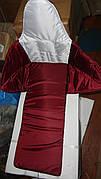 Матрасик универсальный для санок (Кедр) Красный