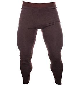 Bono Кальсоны мужские ангора коричневые 950199