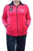 Велюровый женский спортивный костюм K130-3