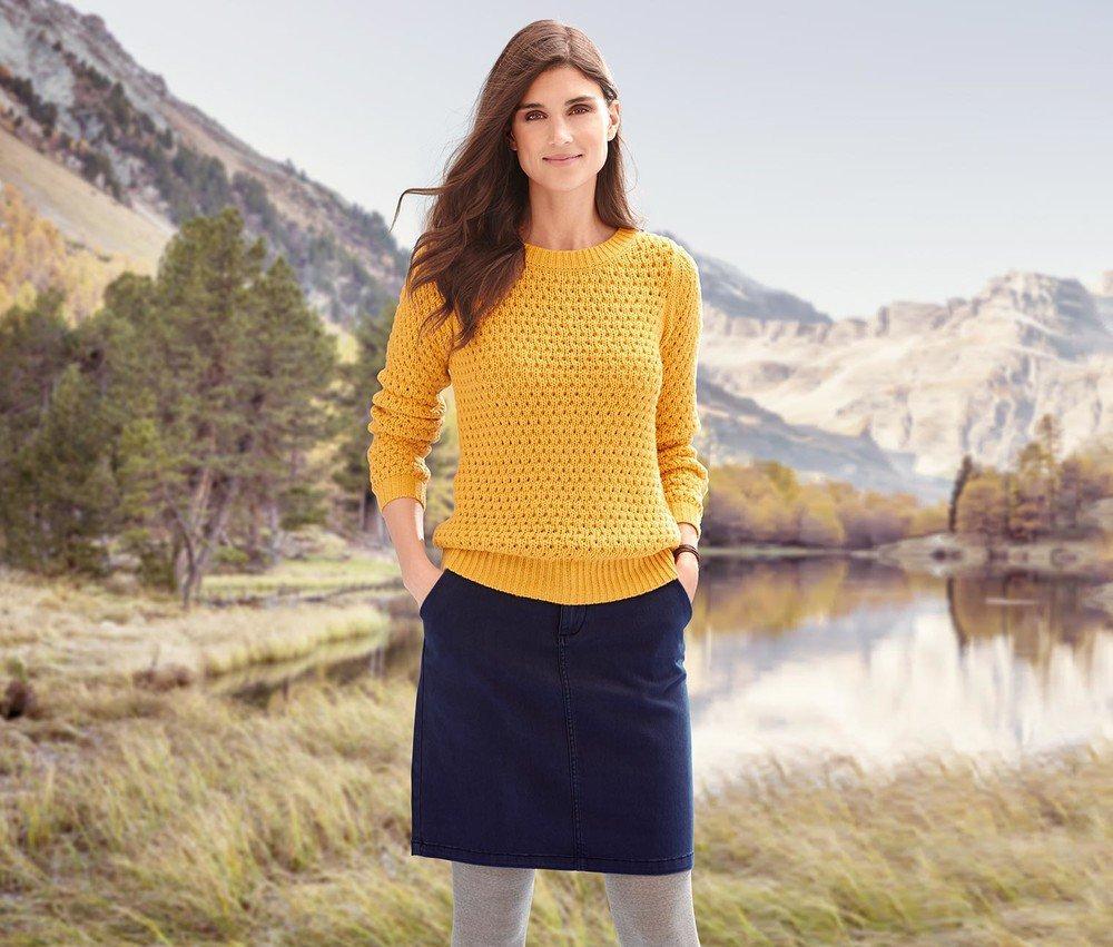 Классическая качественная юбка от тсм Tchibo (чибо), Германия,размер на выбор от 44 до 48