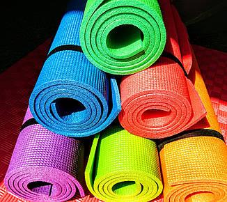 """Детский коврик """"МАЛЮК"""" для занятий танцами , йогой, фитнесом, аэробикой, спортом."""