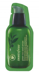 Innisfree Увлажняющая Сыворотка для Лица Пробник Green Tea Seed Serum 1ml