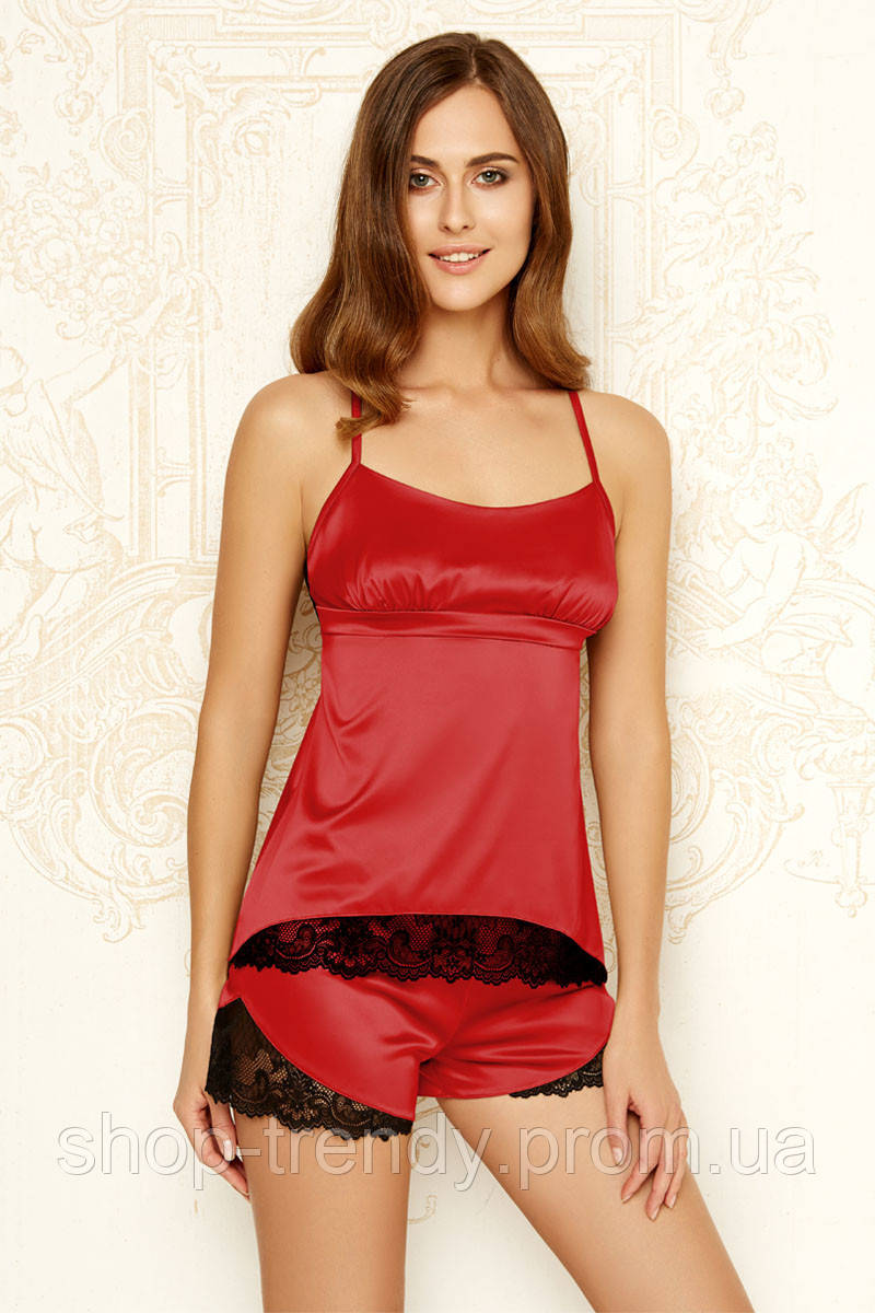 Женская пижама (майка и шорты) Anabel Arto - купить по лучшей цене в ... 64e7fe1984533