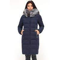 Зимняя куртка 656 Синий, фото 1