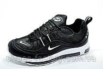 Мужские кроссовки в стиле Nike Air Max 98, Black\White (Аир Макс), фото 3