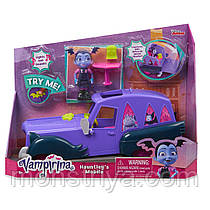 Автомобиль Вампирины Хаунтли со световыми и звуковыми эффектами/ Vampirina