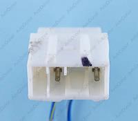Разъем электрический 8-и контактный (24-15) б/у