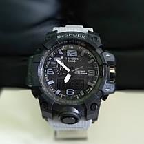 Спортивные наручные часы Casio G-Shock GWG-1000 Grey Касио реплика, фото 3