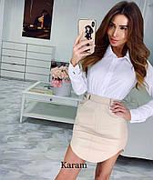 Женская стильная рубашка (3 цвета), фото 1