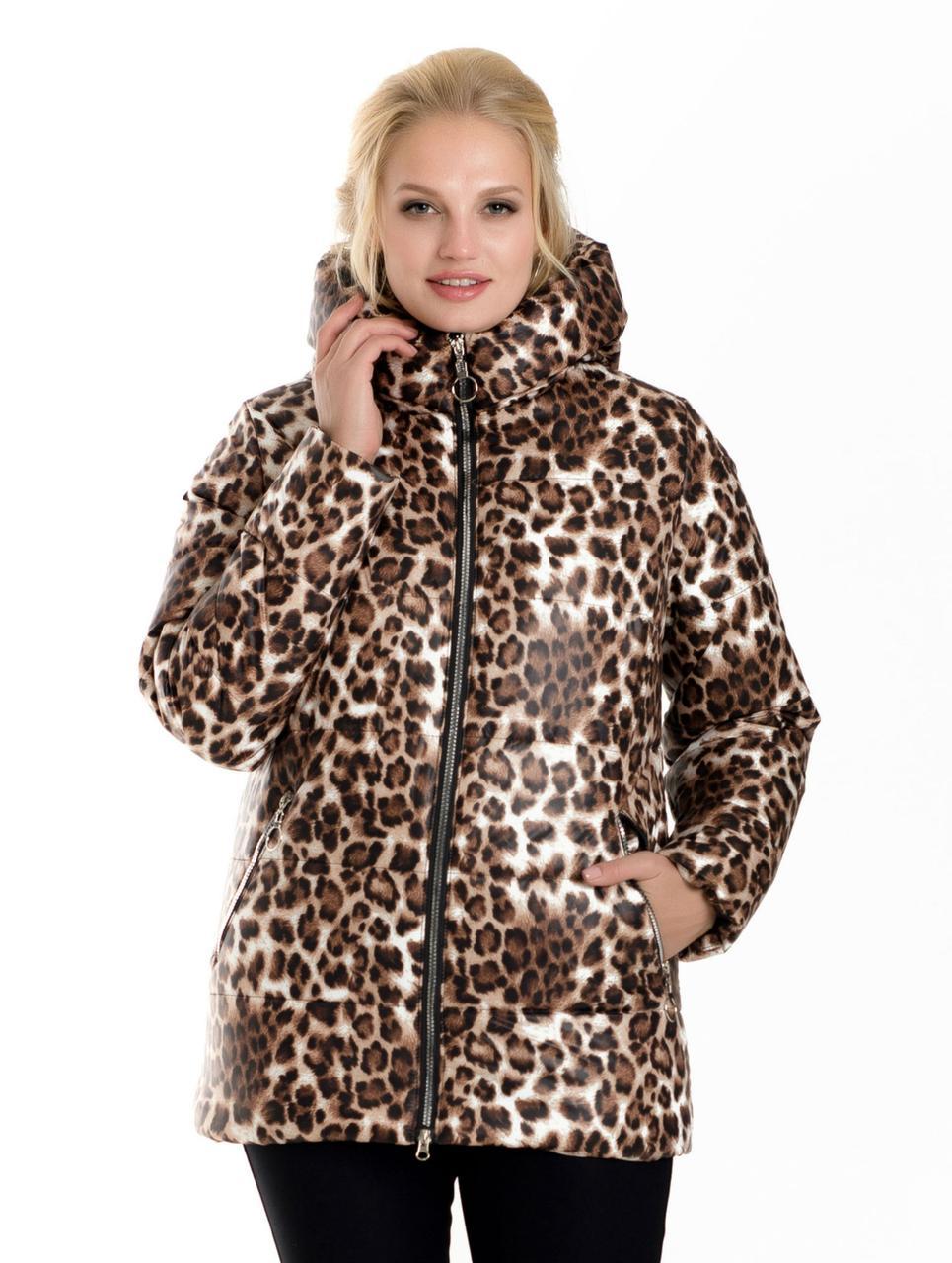 Модная зимняя куртка от производителя