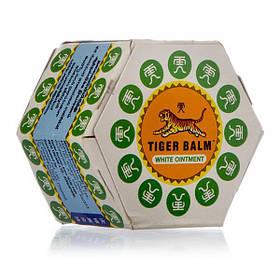 Бальзам Белый тигр (Тайгер Вайт, Tiger Balm White) от боли и простуды, 21 мл