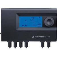 Автоматика для твердотопливных котлов Euroster 11EK