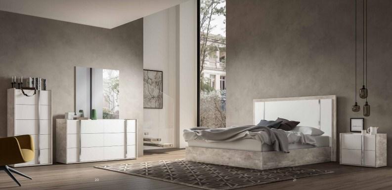 Кровать 160*203 Treviso Bedroom
