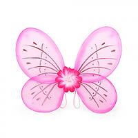 Крылья Бабочки средние (розовый) 50х40см