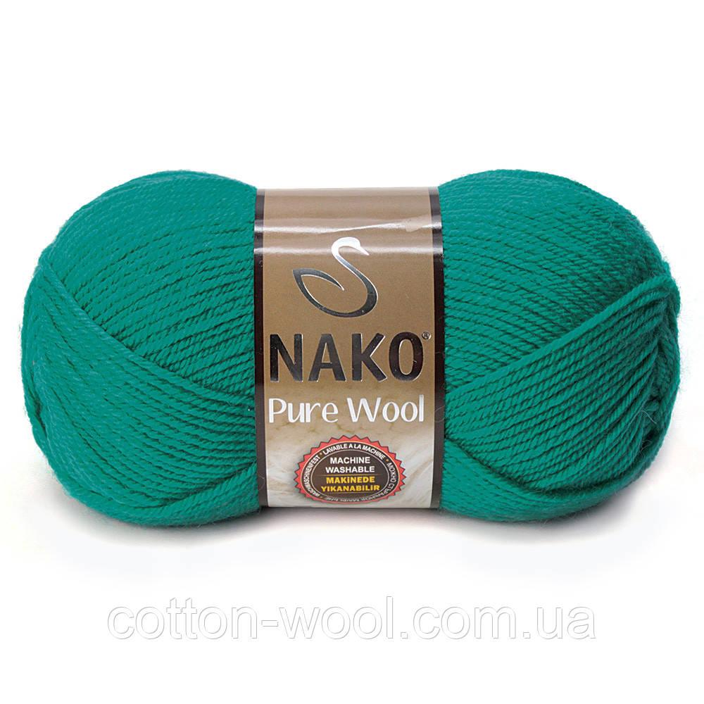Nako Pure Wool (Нако Пур вул) 100%шерсть  10327