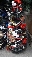 Искусственная елка наряженная 60 см