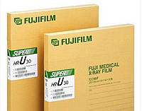 Рентген пленка «Fujifilm» Япония, Зеленочувствительная