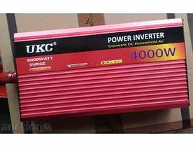 Инвертор преобразователь 12 В 4000 Вт(Инверт_12-4000-02)