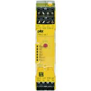 750134 Реле безпеки PNOZ s4 48-240VACDC 3 n/o 1 n/c