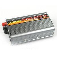 Преобразователь авто инвертор 12V-220V 1000W, фото 1