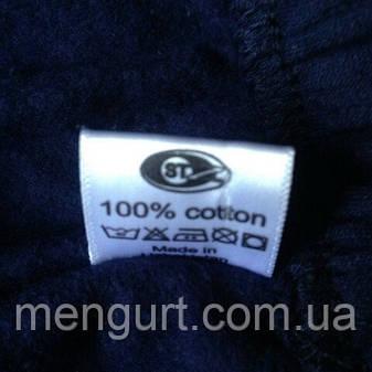 Подштанники мужские (кальсоны) теплые (на байке) Узбекистан, фото 2